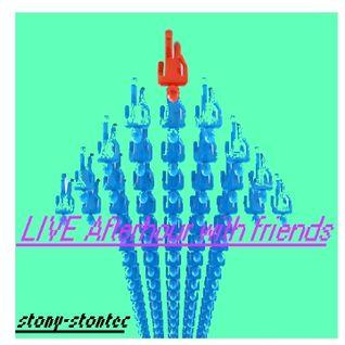 stony stontec LIVE Afterhour with friends 30.3.14 ich danke euch allen war echt geil