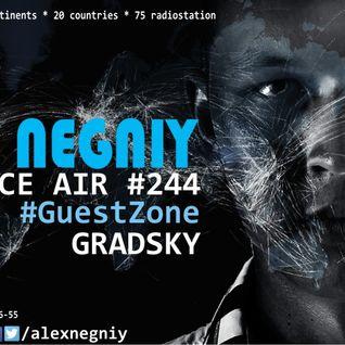 Alex NEGNIY - Trance Air #244 [ #GuestZone: Gradsky ]