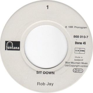 dj rob jay - sit down - 23.8.96 - side A - remastered off TDK90  - chillout mix