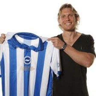 Craig Mackail-Smith interview - ahead of Brighton vs Liverpool
