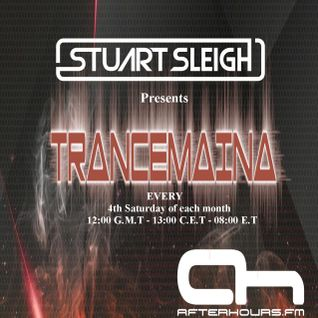 Stuart Sleigh Presents Trancemaina 007 - Guest Mix Robbie Van Doe