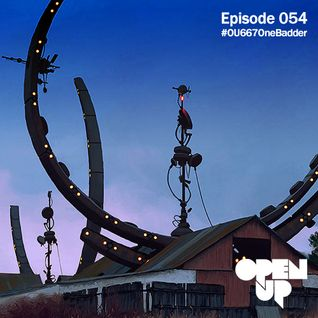 Simon Patterson - Open Up - 054