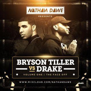 Bryson Tiller vs. Drake | Tweet @NATHANDAWE | Snapchat 'DJNATHANDAWE'