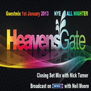 Nick Turner HeavensGate Guest Mix