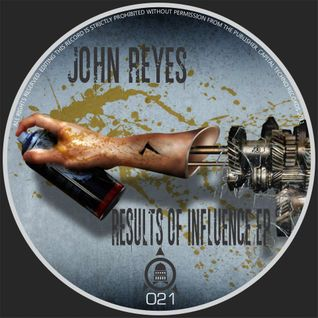 John Reyes RESULTS OF INFLUENCE Release Party (Live at Lanai Austin TX)