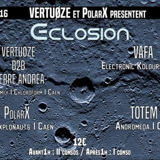 PolarX @ L'Icone [ Eclosion #001 ]