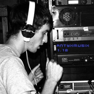 ANTYXMUSIX podcast ep. 001