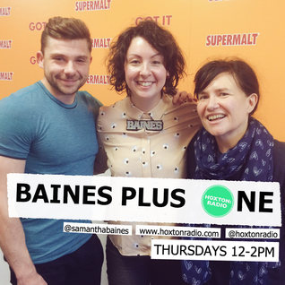 Baines Plus One with Film Director Maeve Murphy and actor Jay Brown