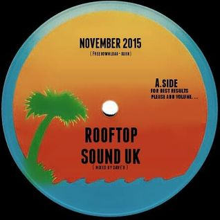 REGGAE * DUB * from the ROOFTOP * uk * NOV 2015 * free downoad soundcloud