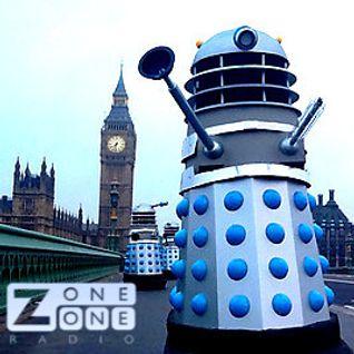 #LondonGP with @radio_matthew - The Voice of the Daleks -- @z1radio @BriggsNicholas