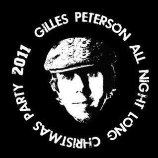 Gilles Peterson All Night Long Mixtape // Christmas Party 2011