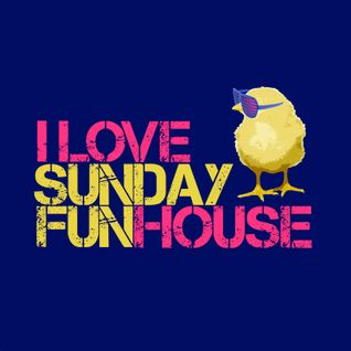 German Garcia - Sunday funHOUSE - June 24