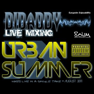 DJ Daddy's Urban Summer 2011