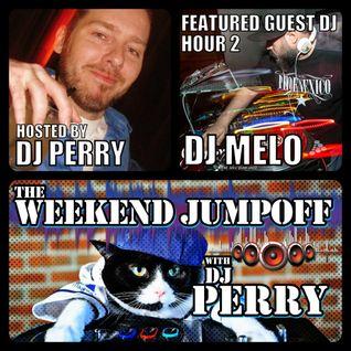 DJ Melo - Weekend Jump Off Guest Set (03-04-16) Segment 1