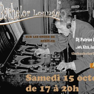 The Bachelor Lounge-11 (15 octobre 2016) on ACXIT Web Radio