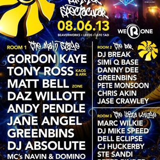 Josh Finley classic trance set @ Rejuvenation Summer Spectacular  8/6/13 \0/\0/ what a night!!