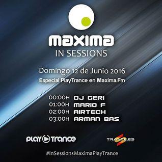 DJ Geri @ Maxima FM In Sessions