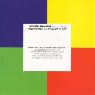 DJ Chris Moss Acid - Universal Indicator Mega Mix