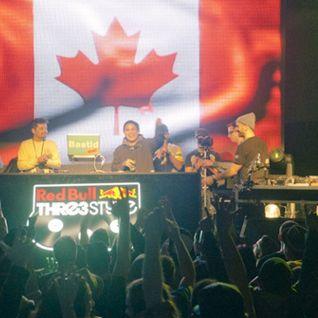 DJ Hedspin - Canada - International Final