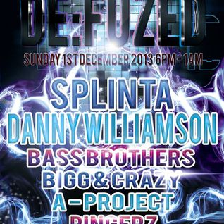 DE:FUZED FEAT> SPLINTA