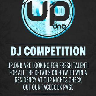 DJ Square's UP.dnb DJ Comp Entry