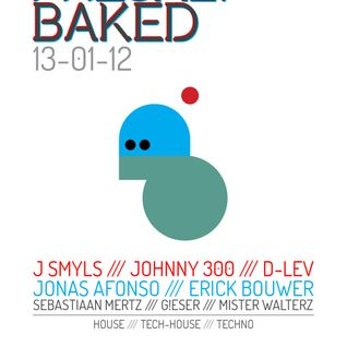J Smyls recorded @ Freshly Baked Club Home Amsterdam 13-01-2012