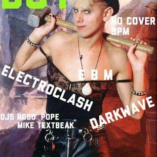 TEXTBEAK - DJ SET FROM BOY AT THE LASH LA OCT 2 2015
