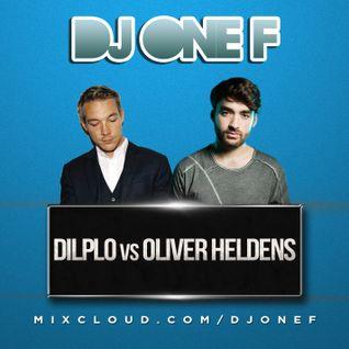 @DJOneF @diplo VS @OliverHeldens | Tweet @DJOneF