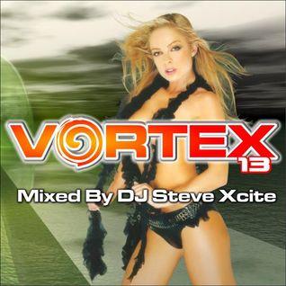 Vortex Volume 13 - Mixed By Dj Steve Xcite