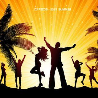 2015 summer DJ Pezos mix