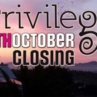 Part I / Oriol Calvo & Manu Gonzalez / Live from Vista club closing party / 5.10.2012 / Ibiza Sonica
