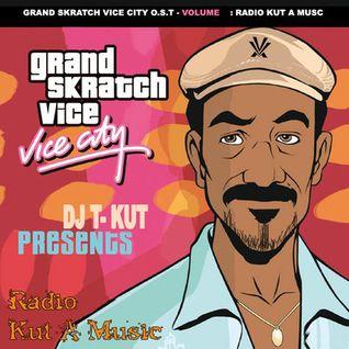 Dj T-Kut - Present: Kut A Music Radio Nº 10