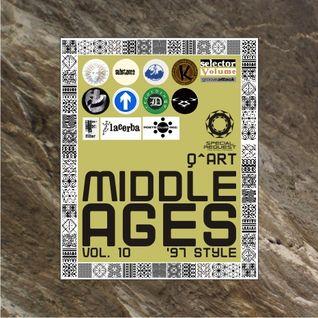 DJ Q^ART - Middle Ages ('97 Style) Vol 10