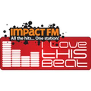 Mirco Anek & Termit DeeJay - I love this beat - Radio Impact fm - 23.02.2012