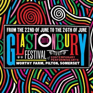 Fatboy Slim - Live @ Glastonbury Festival 2016 - 25.06.2016