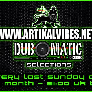 Dub-O-Matic Selections - www.artikalvibes.net (uk) // Michael Exodus pon di controls 25/09/2016