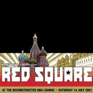 Anthony Pappa, Spesh, Jonathan Ojeda and Troy Roberts - Live at Red Square, DNA Lounge (14-07-2001)