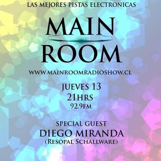 Audiolab @ Main Room Radioshow 2014