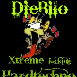 DieBilo - Xtreme fucking Hardtechno