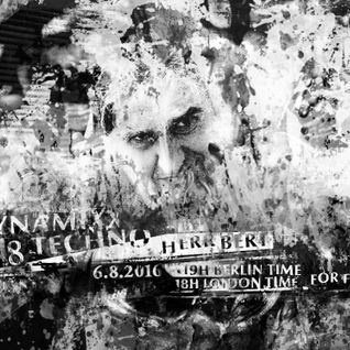 Herr Bert - DYNAMIXX TECHNO #48 for fnoob 06.08.2016