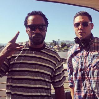 Funkmosphere, Dam Funk & Billy Goods (Live From LA) - 10th September 2014