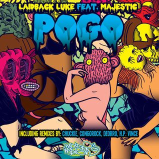 Laidback Luke ft. Majestic - Pogo (Deorro vs Congorock Remix)
