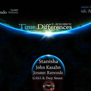 Juan Sando - Time Differences 089 [04.08.2013] On TM-Radio