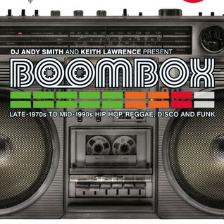 DJ Andy Smith Boombox - Last Sat of the month at The Horse And Groom, Shoreditch,London