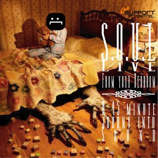Dub Support present... S.O.U.L LIVE From your Bedroom