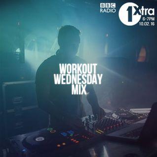BBC 1Xtra Workout Wednesday Mix 10.02.16
