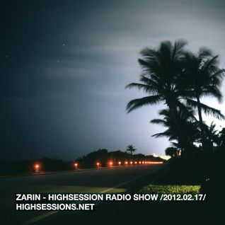 Highsession Radio Show 2012.02.17