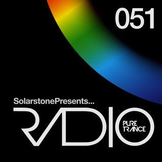 Solarstone presents Pure Trance Radio Episode 051