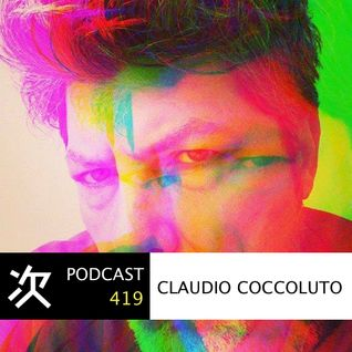 Tsugi Podcast 419 : Claudio Coccoluto