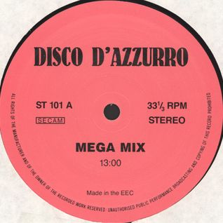 Disco dázzurro - discobreaks 13 by Peter Slaghuis